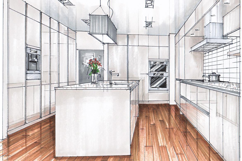 Koszt kuchni na wymiar